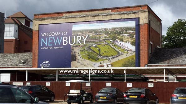 Newbury-Banner