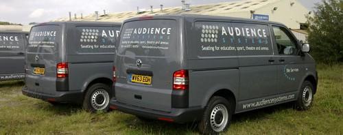 Van graphics