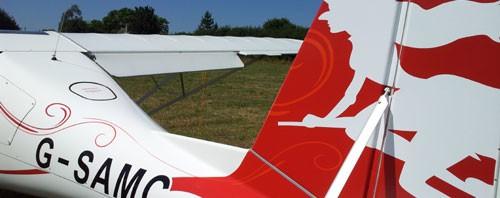 Application of Aircraft Graphics