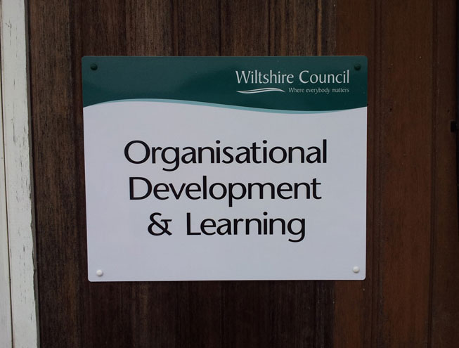 Local Authority Amp Public Signs Mirage Signs Wiltshire