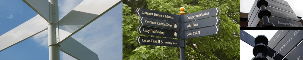 Fingerpost Signs