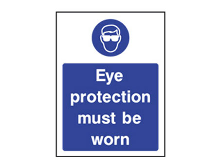 PPE Eye Protection