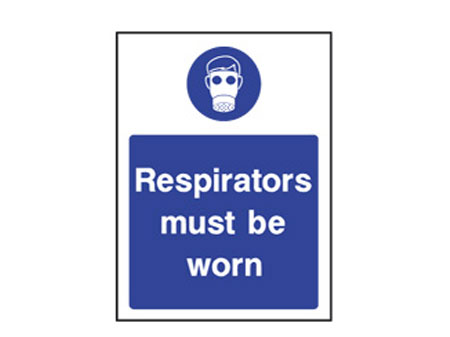 PPE Wear Respirator