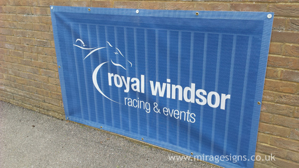 Windsor Mesh Banners